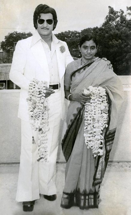 N.T.R With His First Wife