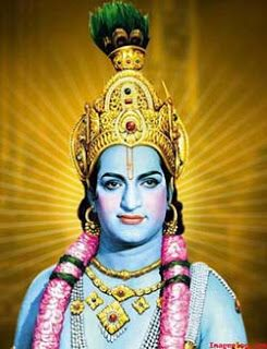 NTR As Lord Krishna