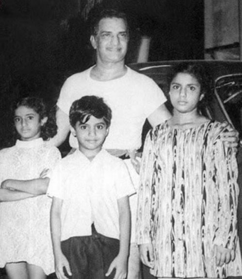 NTR With His Children