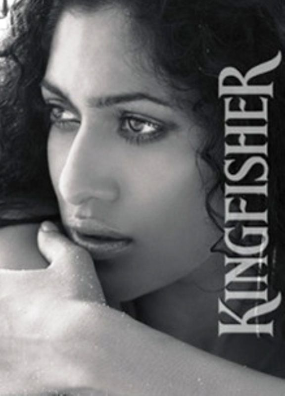 Nidhi Sunil As A Kingfisher Calendar Girl