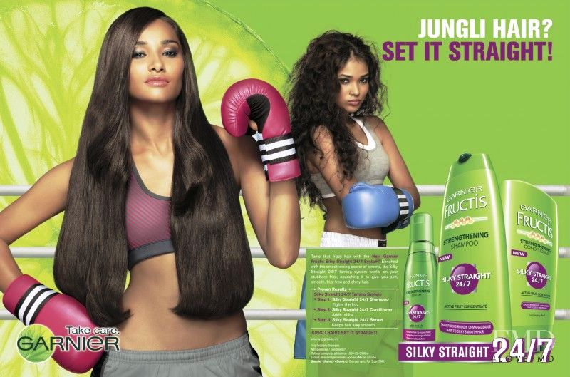 Nidhi Sunil As The Brand Ambassador Of Garnier