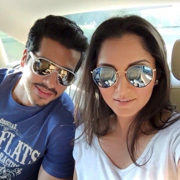 Nihaar Pandya With Sania Mirza