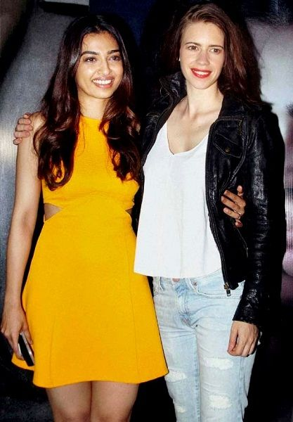 Radhika Apte with Kalki