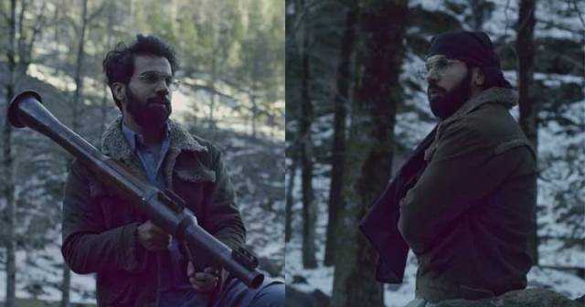 Rajkummar Rao As Terrorist, Omar Saeed, In The Movie, Omerta