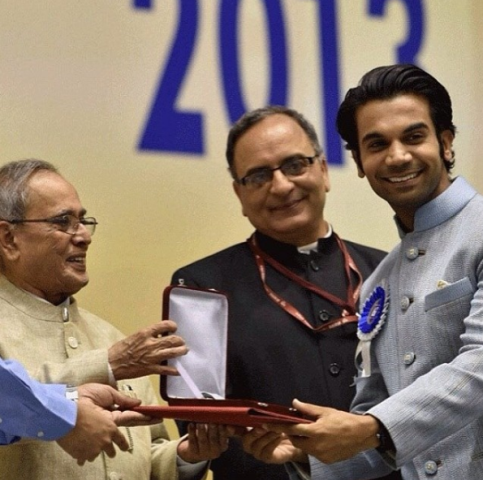 Rajkummar Rao Awarded Best Actor For The Movie, Shahid At National Awards