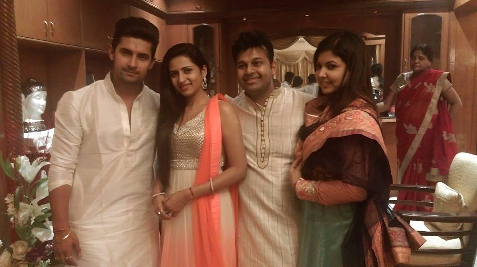 Ravi Dubey's Brother Vaibhav