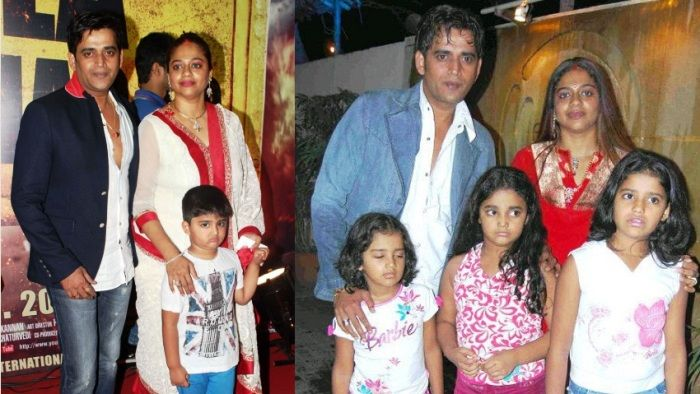 Riva Kishan's parents and siblings