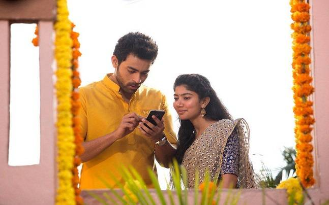 Sai Pallavi, In The Telugu Movie, Fidaa