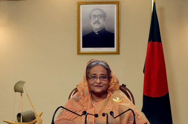 Sheikh Hasina - PM of Bangladesh