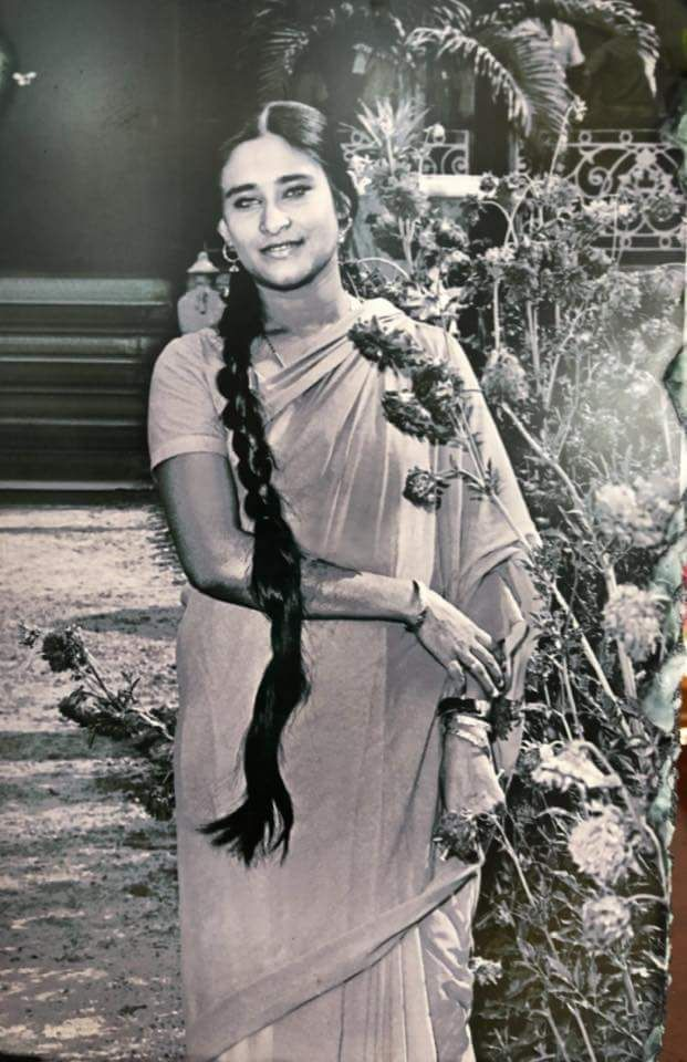 Sheikh Hasina in her early days