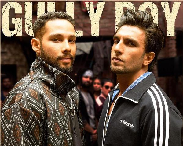 Siddhant Chaturvedi in Gully Boy