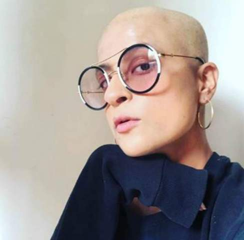 Tahira Kashyap's bald look post her chemotherapy