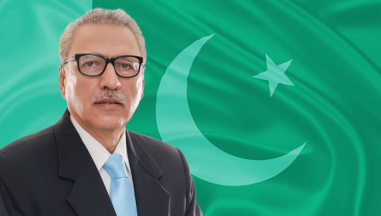Arif Alvi- The President of Pakistan