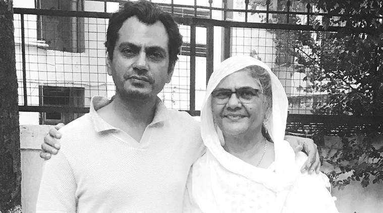 Nawazuddin's mother Mehroonisa
