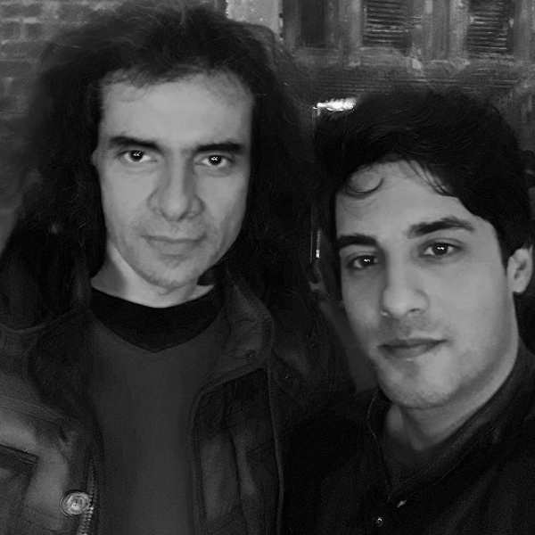 Abrar Qazi with Imtiaz Ali