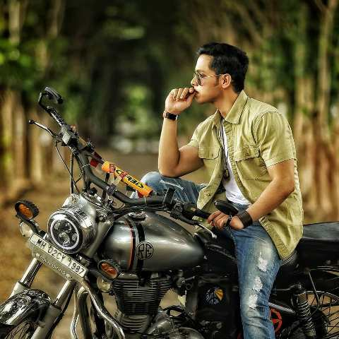 Akshay Kelkar's love for bikes