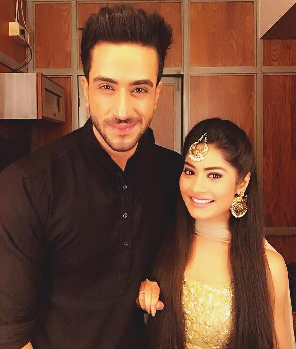 Aly Goni with Krishna Mukherjee