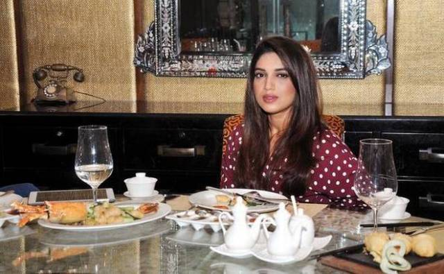 Bhumi Pednekar is a big foodie