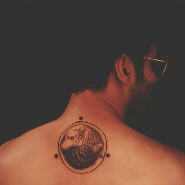 Gaurav Alugh Tattoo
