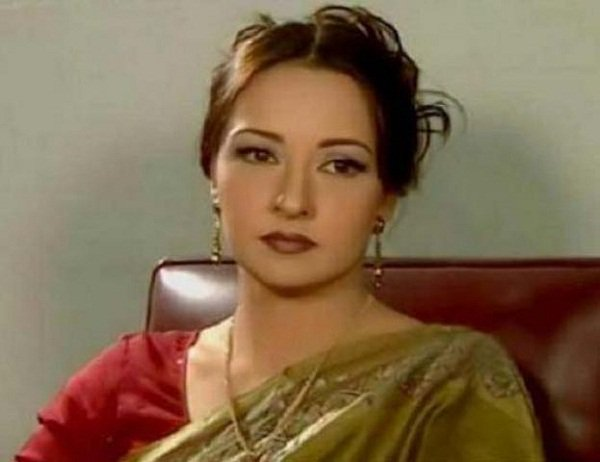 Javed Jaffrey's ex-wife