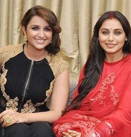 Parineeti Chopra and Rani Mukerji