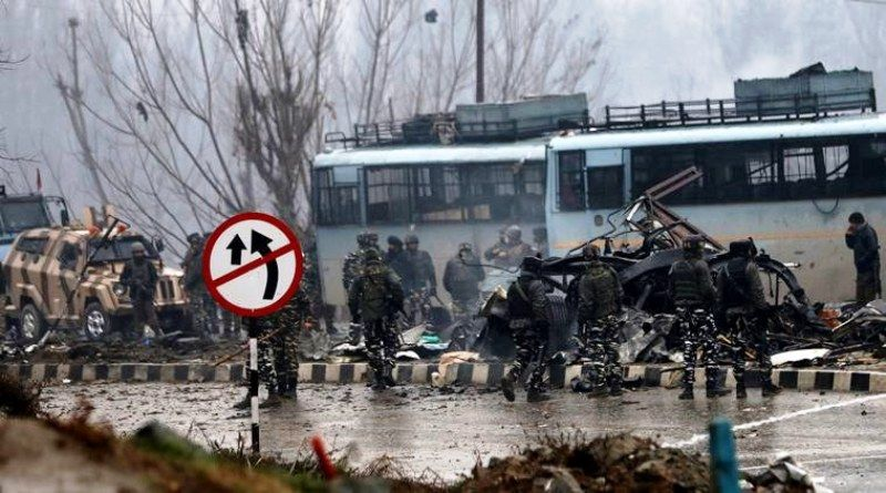The Site Of Pulwama Attack