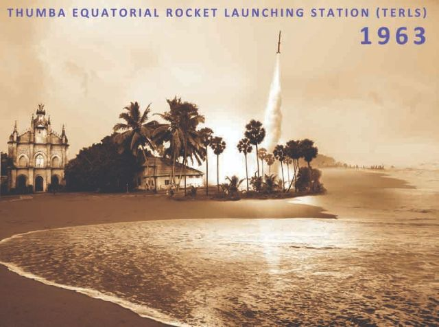 Thumba Equatorial Rocket Launching Station, TERLS
