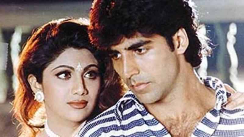 Akhshay Kumar And Shilpa Shetty