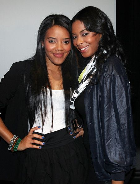 Russy Simmon's sisters- Angela Simmons and Vanessa Simmons