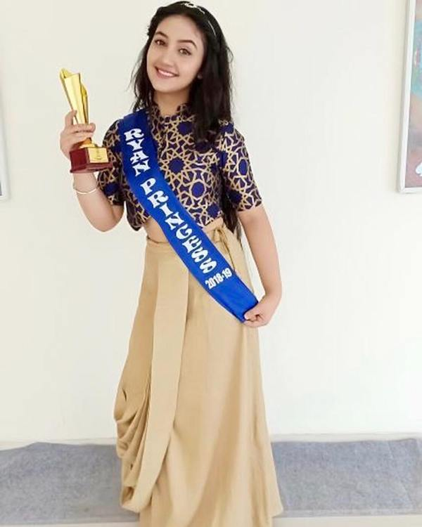 Ashnoor Kaur as Ryan Princess