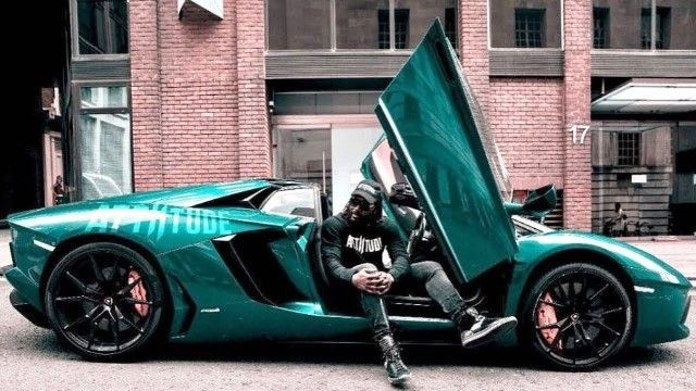 Chris Gayle's Cars Collection
