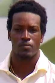Early Image of Chris Gayle