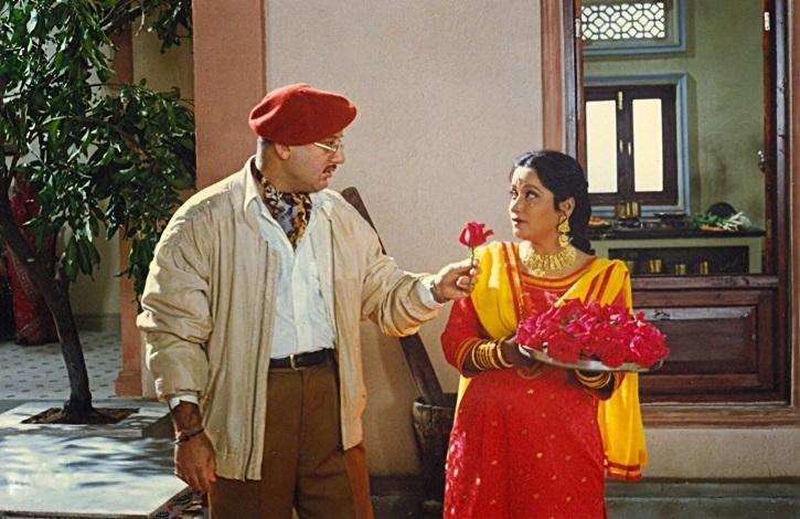 Himani Shivpuri in a still from Dilwale Dulhania Le jayenge
