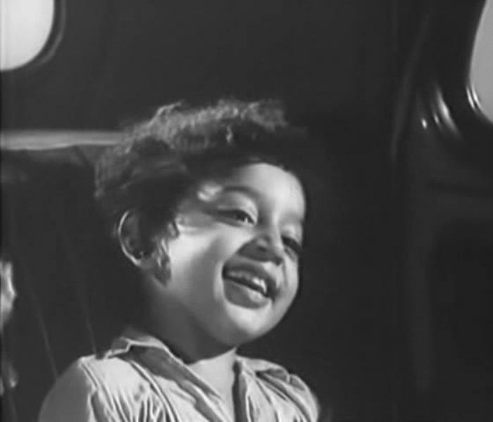 Honey Irani In Her Childhood