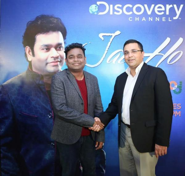 Jai Ho documentary on A. R. Rahman