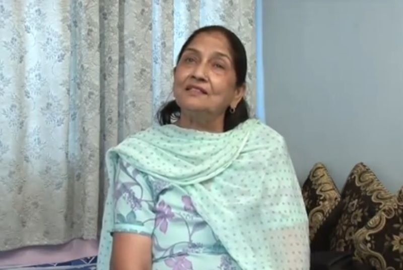 Jawed Habib's Mother