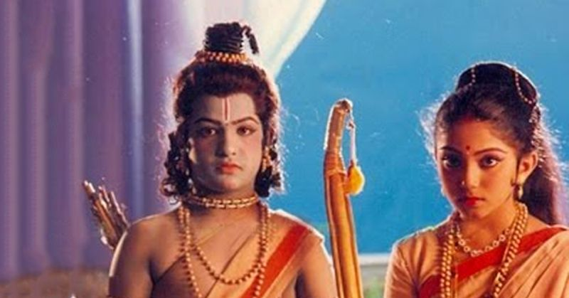 Jr. NTR in Balaramayanam
