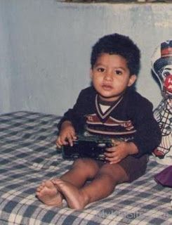 Jr. NTR's childhood picture
