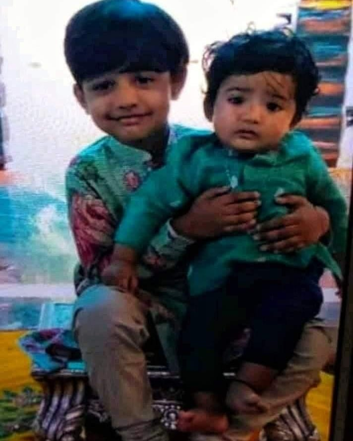 Jr. NTR's sons
