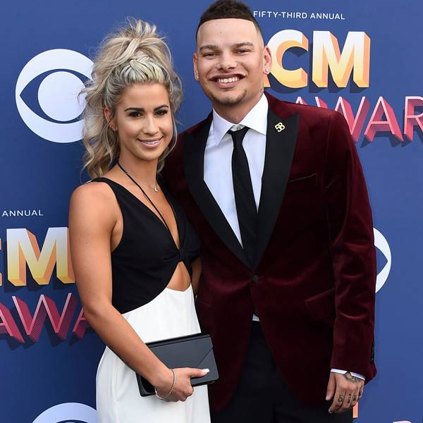 Katelyn Jae with Kane Brown