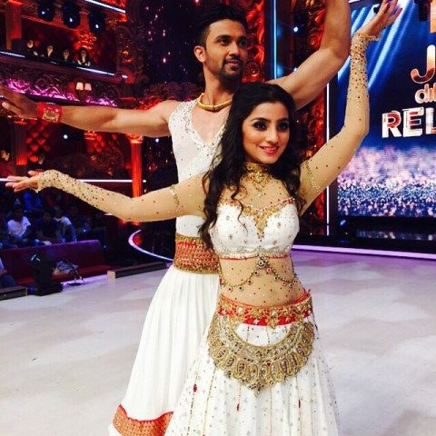 Neha Marda performance on Jhalak Dikhlaa Ja