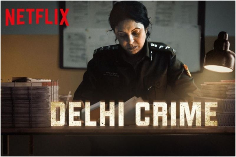 Netflix Indian Originals Delhi Crime