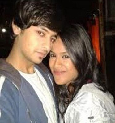 Nia Sharma with Varun Jain