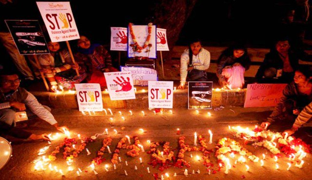 Nirbhaya rape case protest