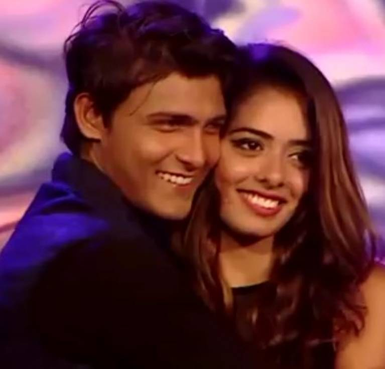 Sana Sayyad with Utkarsh Gupta