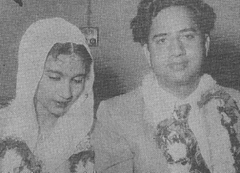 Sardar Malik And His Wife