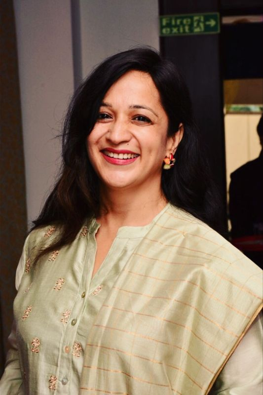 Zahara Sethjiwala's mother