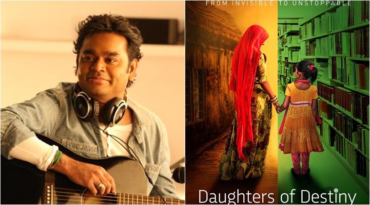 A. R. Rahman as a Music Composer in Daughters of Destiny