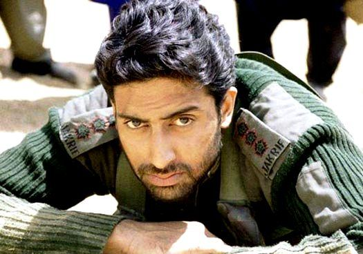 Abhishek Bachchan Playing The Role Of Captain Vikram Batra