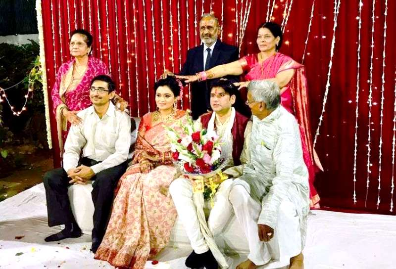Apoorva Shukla's Marriage With Rohit Shekhar Tiwari